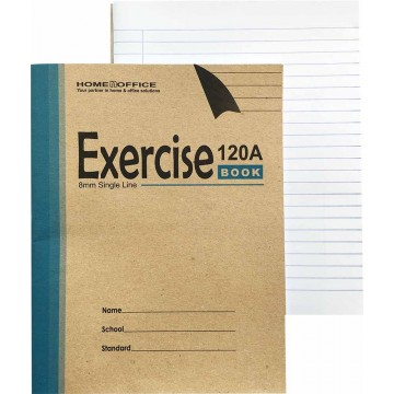 HnO Exercise Book (210 x 165mm) 120 Pages