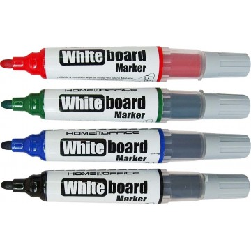HnO Whiteboard Marker Bullet Medium