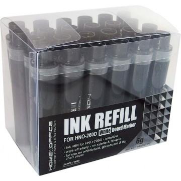 HnO Whiteboard Marker Bullet Medium Refill
