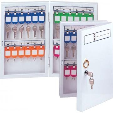 HnO Key Box (5 x 20.5 x 32cm) 24 Keys