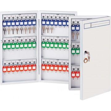 HnO Key Box (5 x 26.5 x 48cm) 48 Keys - With Installation