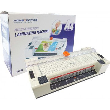 HnO Multi-Function Laminator w/Trimmer A4