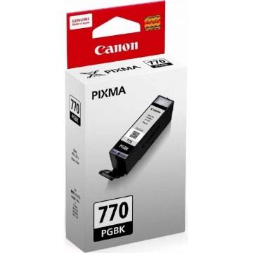 Canon Ink Cartridge (PGI-770) Black