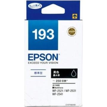 Epson Ink Cartridge (193) Black