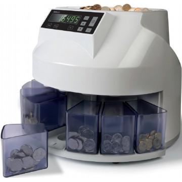 Safescan 1250 Coin Counter & Sorter