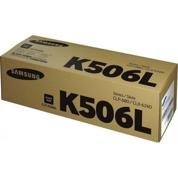 Samsung Toner Cartridge (CLT-K506L) Black