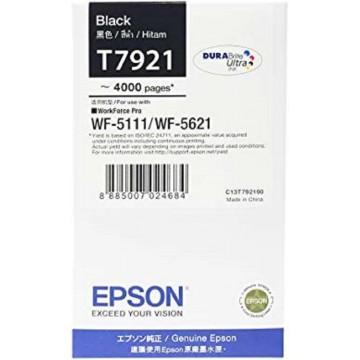 Epson Ink Cartridge (T792) Black