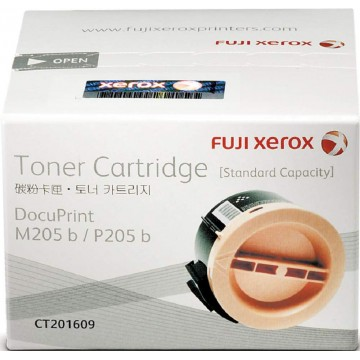 Fuji Xerox Toner Cartridge (CT201609) Black