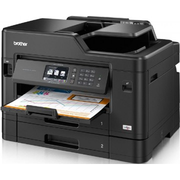 Brother 4-in-1 Colour Multi-Function A3 Inkjet Printer MFC-J2730DW InkBenefit