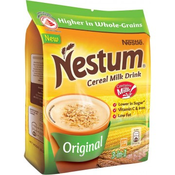 Nestum 3-in-1 Cereal Milk Drink Original 18'S 28g