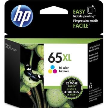 HP Ink Cartridge (65XL) Tri-Color - Ready Stocks!