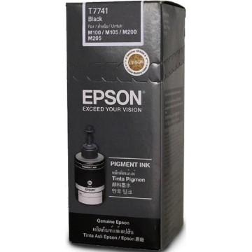 Epson Ink Bottle (T7741) Black