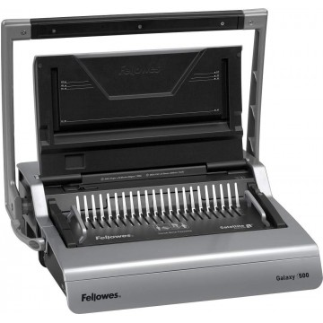 Fellowes Galaxy-500 Large Office Comb Binder
