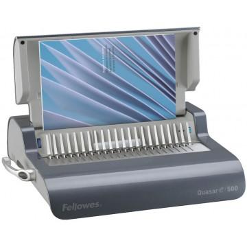 Fellowes Quasar-E-500 Electric Comb Binder