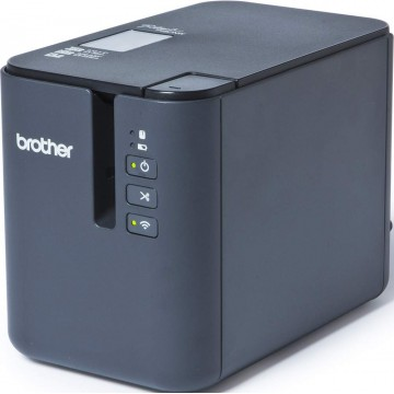 Brother P-Touch Wired & Wireless Professional PC Electronic Labeller PT-P950NW