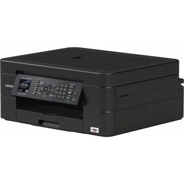 Brother 4-in-1 Colour Multi-Function Inkjet Printer MFC-J491DW