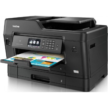Brother 4-in-1 Colour Multi-Function A3 Inkjet Printer MFC-J3930DW InkBenefit