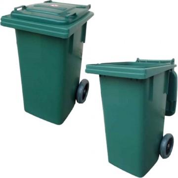 Mobile Waste Bin (59 x 49 x 84cm) 120L