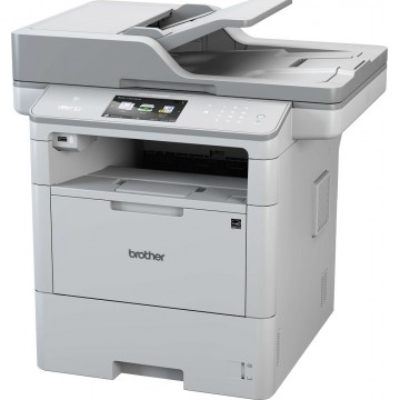 Brother 4-in-1 Super High-Speed Monochrome Multi-Function Laser Printer MFC-L6900DW