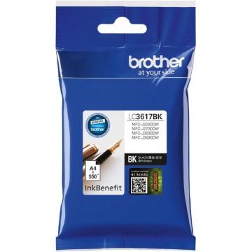 Brother Ink Cartridge (LC3617BK) Black