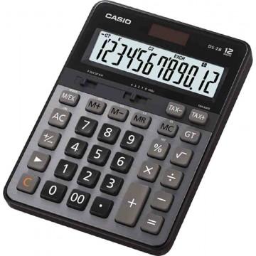 Casio Heavy-Duty Calculator (189.5 x 140 x 40mm) DS-2B 12 Digits