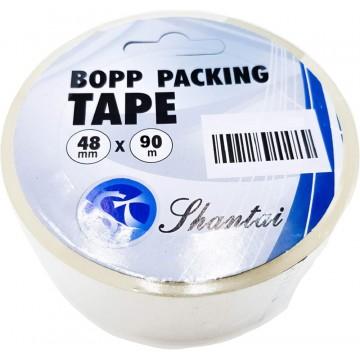 BOPP Packaging Tape (48mm x 90m) Clear