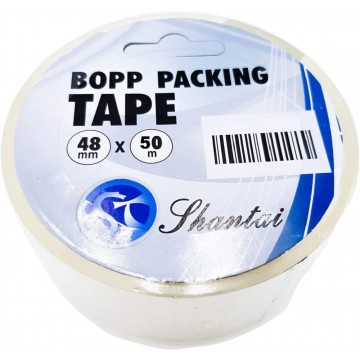 BOPP Packaging Tape (48mm x 50m) Clear