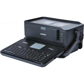 Brother P-Touch Portable Professional Electronic Labeller PT-D800W