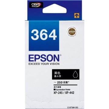 Epson Ink Cartridge (364) Black