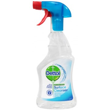 Dettol Antibacterial Surface Cleanser Trigger Spray 500ml