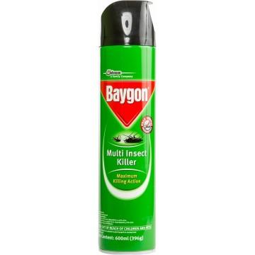Baygon Multi Insect Killer 600ml