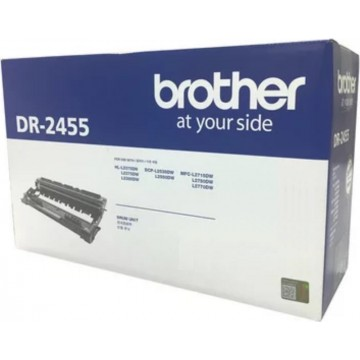 Brother Drum Unit (DR-2455) Black