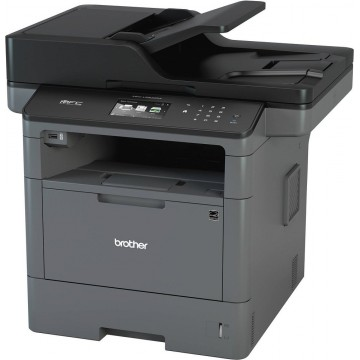 Brother 4-in-1 High-Speed Monochrome Multi-Function Laser Printer MFC-L5900DW