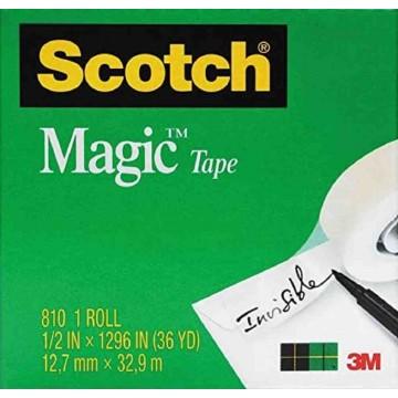 3M Scotch Magic Tape (12.7mm x 32.9m)
