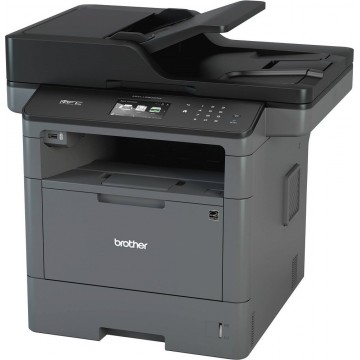 Brother 4-in-1 High-Speed Monochrome Multi-Function Laser Printer MFC-L5700DN