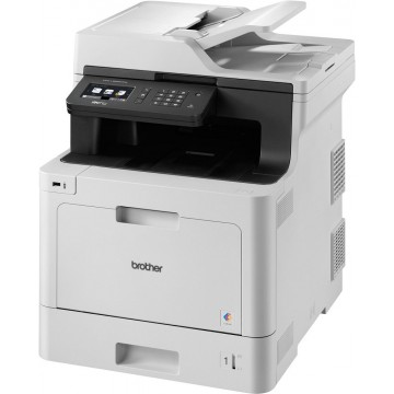 Brother 4-in-1 Colour Multi-Function Laser Printer MFC-L8690CDW - Ready Stocks!
