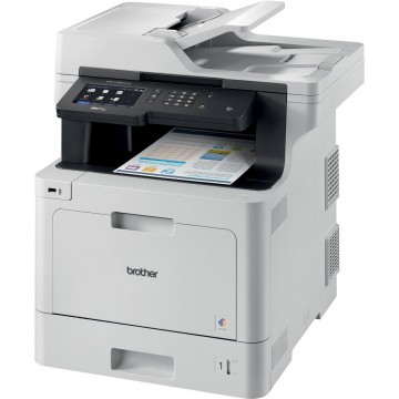 Brother 4-in-1 Colour Multi-Function Laser Printer MFC-L8900CDW - Ready Stocks!