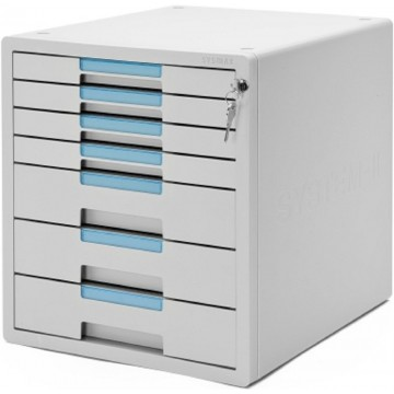 Sysmax 7-Drawer File Cabinet (300 x 355 x 332mm)