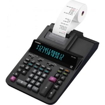 Casio Desktop Printing Calculator (376.5 x 204.5 x 111.2mm) DR-120R 12 Digits
