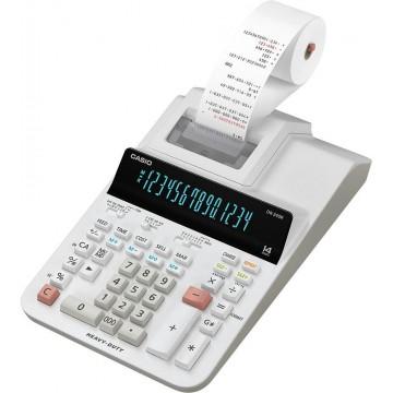 Casio Heavy-Duty Printing Calculator (376.5 x 204.5 x 111.2mm) DR-240R 14 Digits