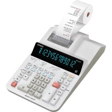 Casio Heavy-Duty Printing Calculator (376.5 x 204.5 x 111.2mm) DR-270R 12 Digits
