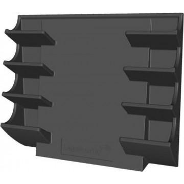 Legamaster Magnetic Glassboard Marker Holder (15.3 x 4 x 12cm)