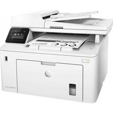 HP 4-in-1 Monochrome LaserJet Pro MFP M227fdw Printer - Ready Stocks!