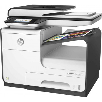 HP 4-in-1 Color PageWide Pro MFP 477dw Printer