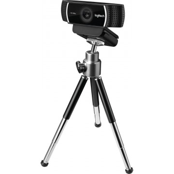 Logitech C922 Pro Stream 1080p HD Webcam (With Tripod) - Ready Stocks!