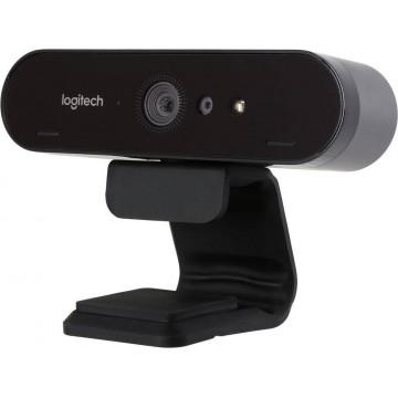Logitech BRIO 4K Ultra HD Pro Webcam - Ready Stocks!