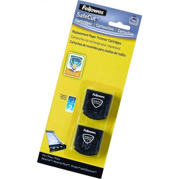 Fellowes SafeCut Cartridges Replacement Blade 2'S Straight