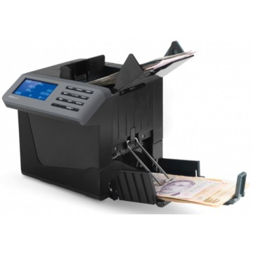 Safescan 285-S Automatic Counterfeit Detector w/Mixed Banknote Counter