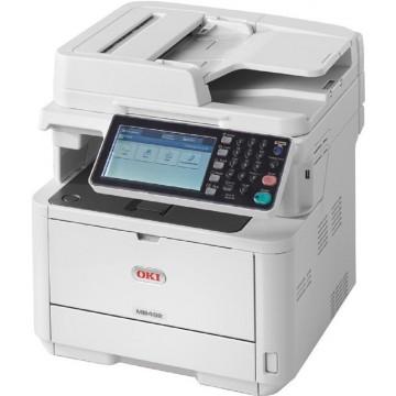 OKI 4-in-1 High-Speed Monochrome Multi-Function LED Laser Printer MB492dn