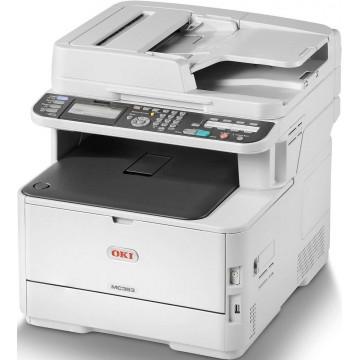 OKI 4-in-1 Colour Multi-Function LED Laser Printer MC363dn